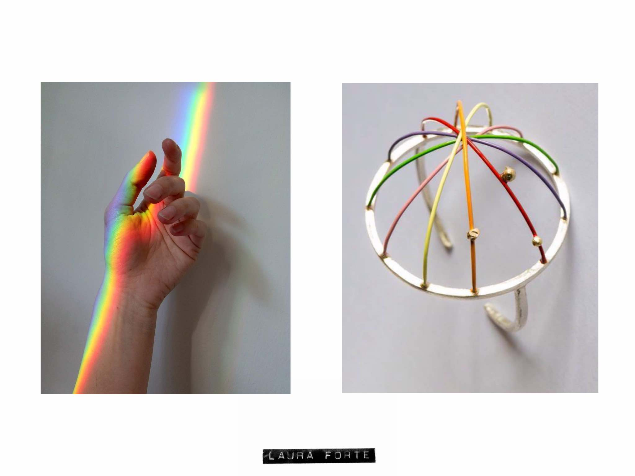 Laura Forte Rainbow