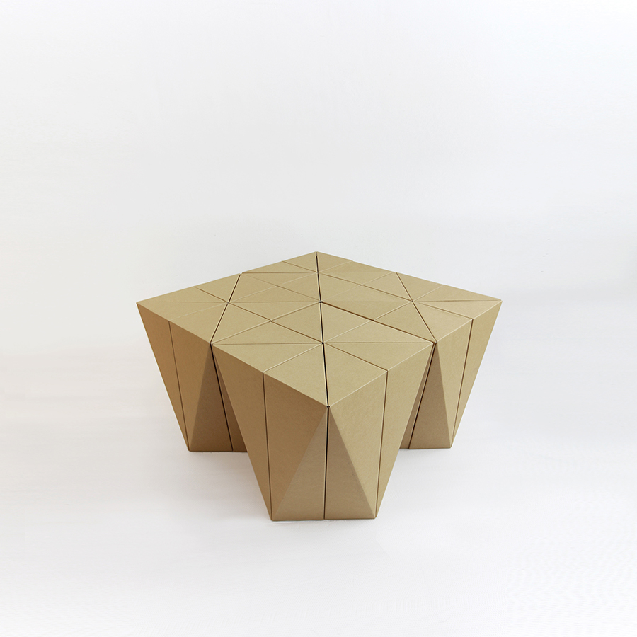 Spiral Stool studio Miso Soup Design