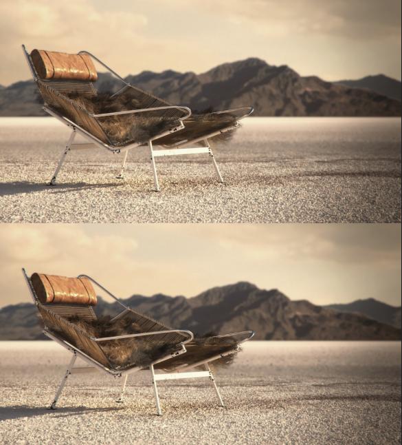 The Flag Halyard Chair by Hans J. Wegner