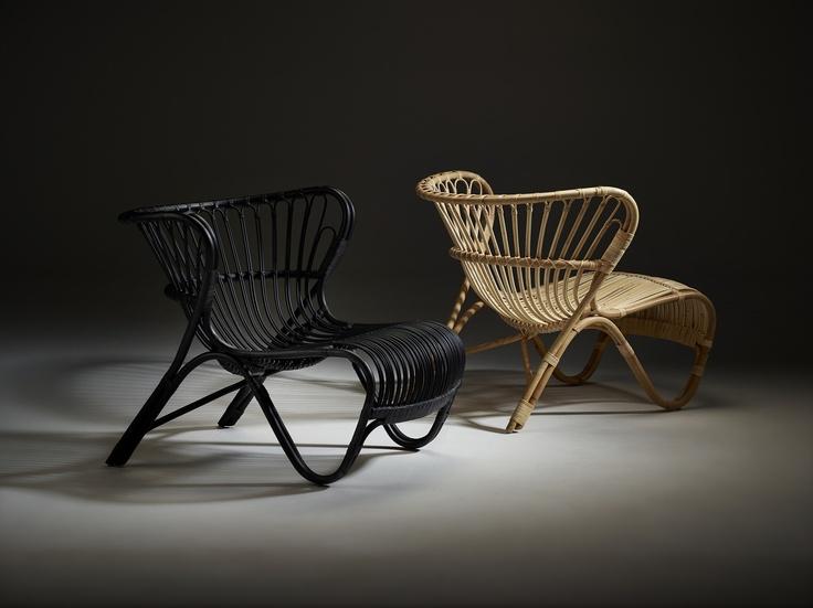 Fox chair by Viggo Boesen Sika