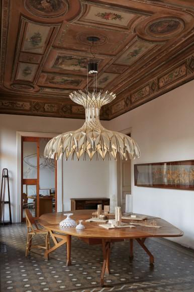 DOME 180 design by Benedetta Tagliabue , per BOVER Il