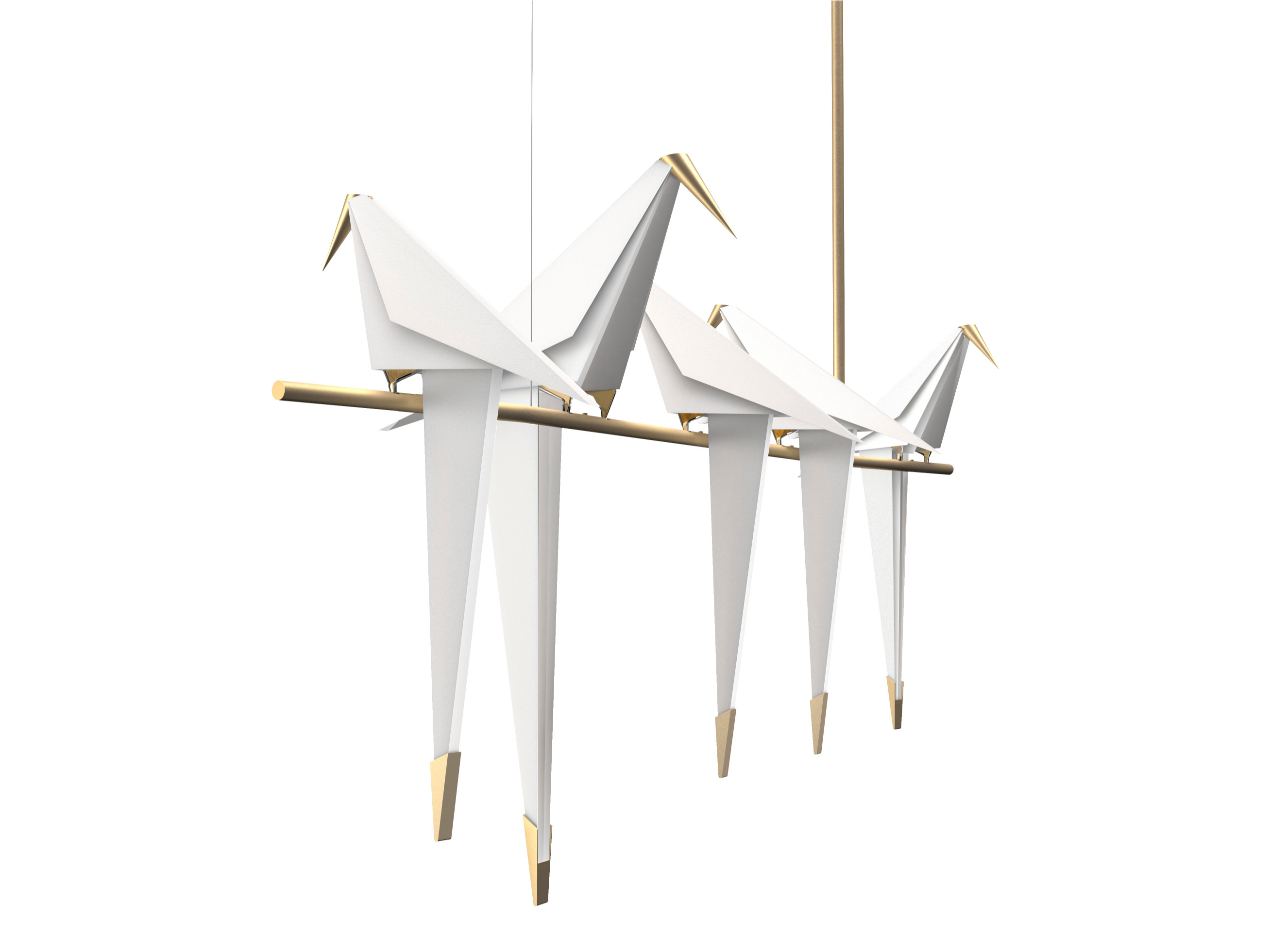 Perch Light Umut Yamac per MOOOI