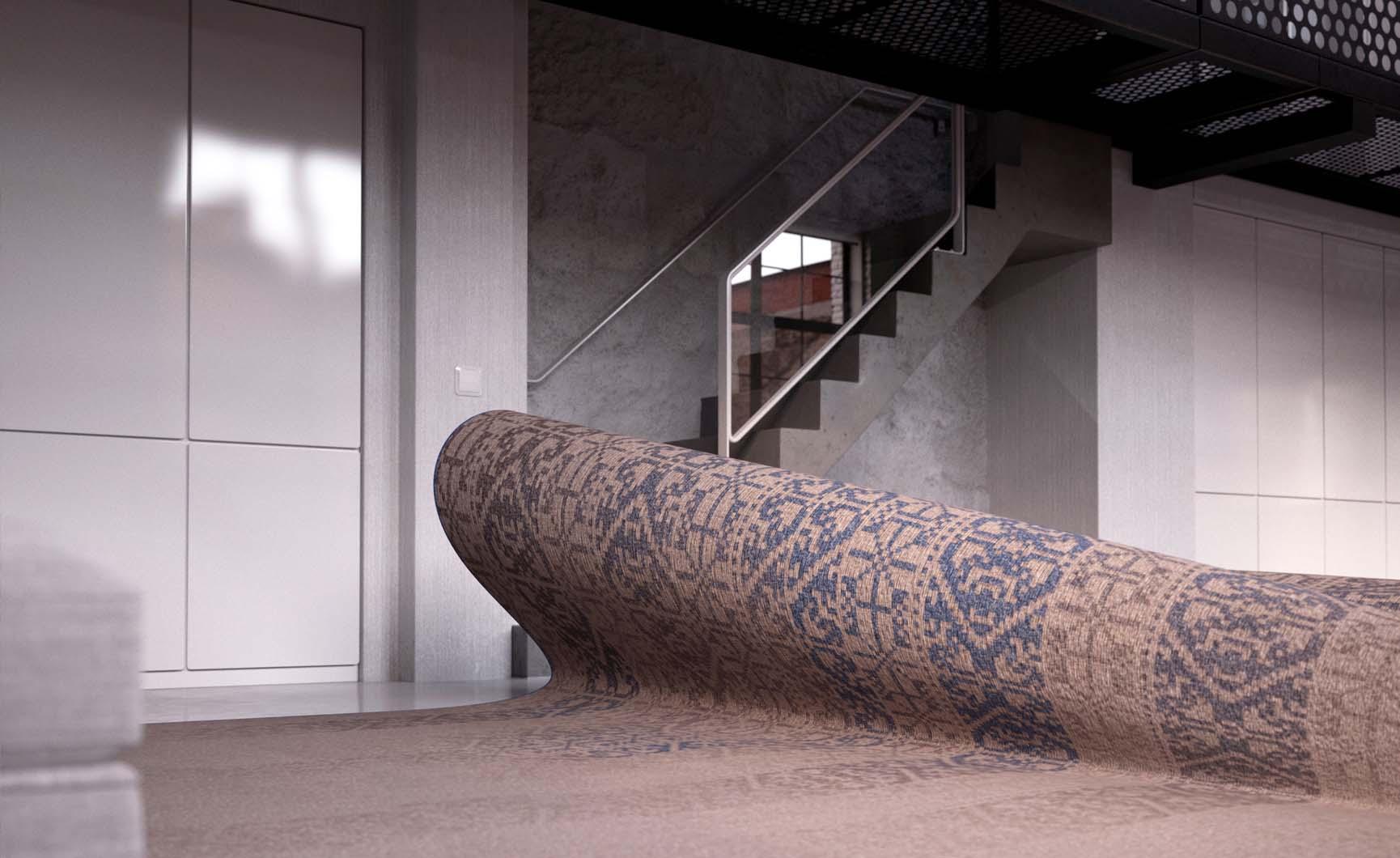 Stumble Upon Sofa - Alessandro Isola