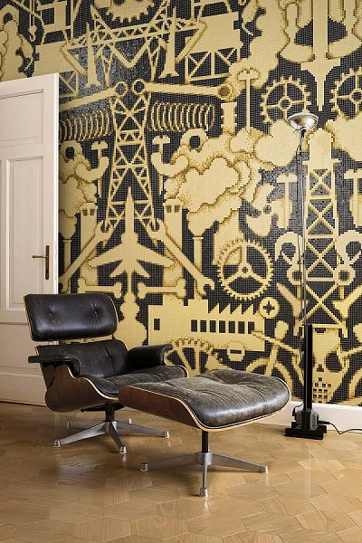 Studio Job per Bisazza