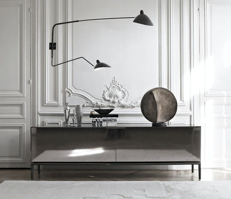 les luminaires de serge mouille arredo e convivio. Black Bedroom Furniture Sets. Home Design Ideas