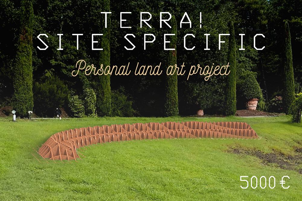Terra! Design by Nucleo - Andrea Sanna + Piergiorgio Robino