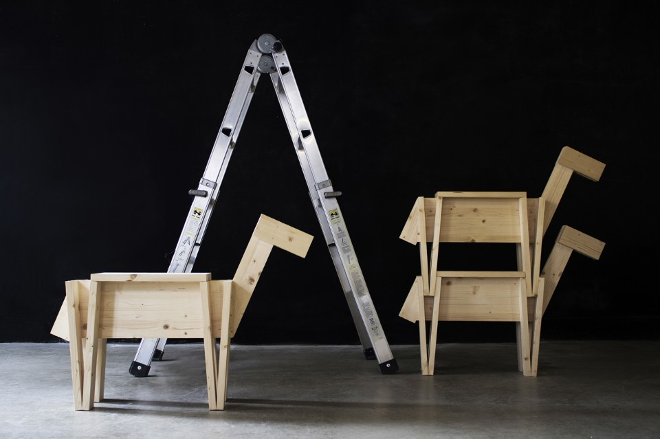 Wooden Stable - Jungmo Seungyeon