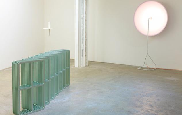 Parabole, la lampada di Pierre Charpin galleria Kreo