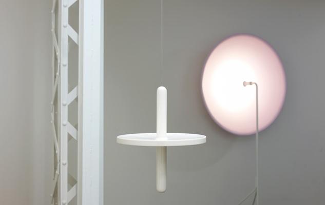 Parabole, la lampada di Pierre Charpin