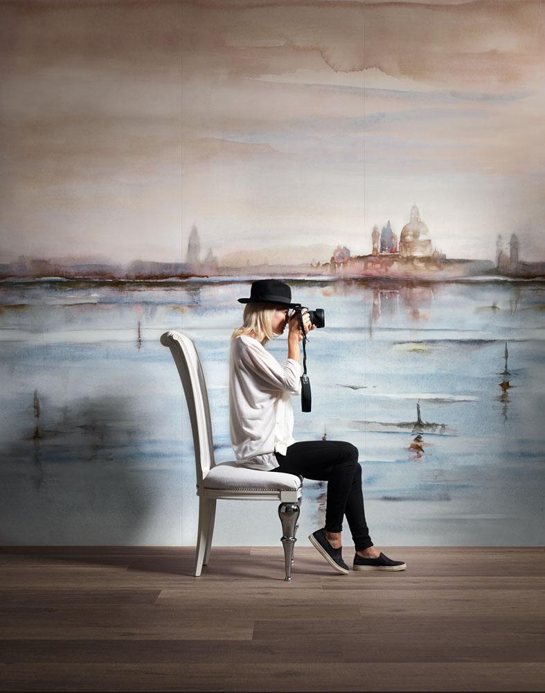 "Wonderwall ""Kerlite Art"" Venice"