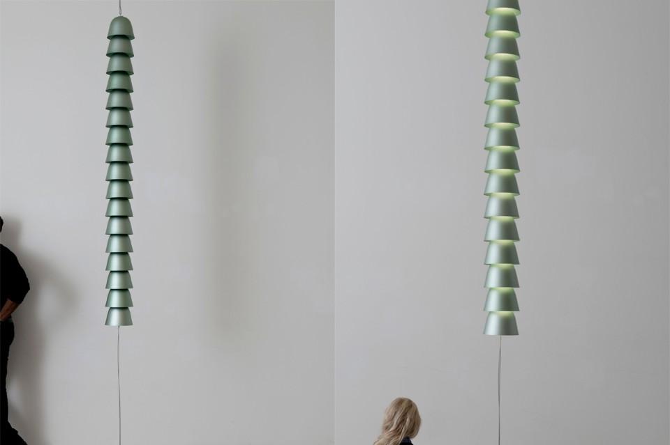 Ronan & Erwan Bouroullec - Chain Galerie Kreo Parigi