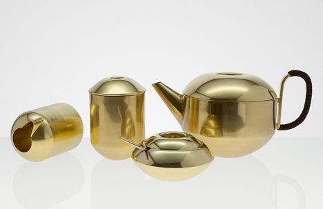 Form Tea Set Tom Dixon